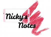 Nicky's Notes